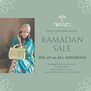 TWIGGIES BAG RAMADAN SALE! 30% OFF ALL HANDBAGS! (25892063) di Kota Jakarta Selatan