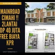 Promo Villa Dp 40jt Dkt Bandung Utara Kolmas Cimahi Utara Cipageran (25913499) di Kota Bandung