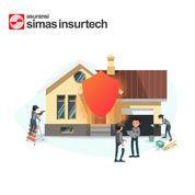 Asuransi Rumah Homi Simas Insurtech (25916287) di Kota Jakarta Pusat