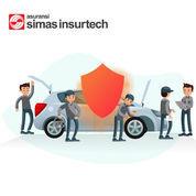 Asuransi Mobil Simas Insurtech (25916511) di Kota Jakarta Pusat