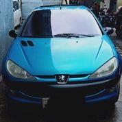 Peugeot 206 Xr 2002 Manual (25935259) di Kota Jakarta Barat