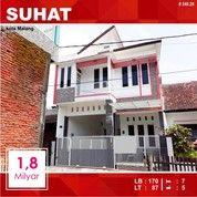 Rumah Kost 7 Kamar Luas 87 Di Sudimoro Suhat Kota Malang _ 240.20 (25938055) di Kota Malang