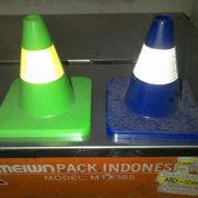 Traffic cone mini,kerucut kecil, (2593859) di Kota Jakarta Pusat
