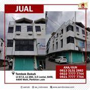 Ruko Strategis Tembok Dukuh (25942563) di Kota Surabaya