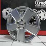 Velg Mobil Pelek Murah HSR KWOOR JD807 Ring 18 Lebar 8 Inci Terlaris (25943371) di Kota Semarang