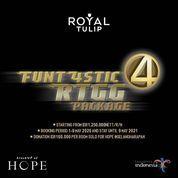 Royal Tulip Hotel Deluxe Room Vouchers (25952015) di Kota Jakarta Selatan