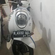 Motor Matic Scoppy 2015 (25960855) di Kota Jakarta Selatan