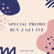 ARYA.IDN Jewelry Special Promo Buy 2 Get 15% (25987863) di Kota Jakarta Selatan