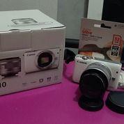 Canon EOS M10 Mirrorless (25994643) di Kota Bekasi