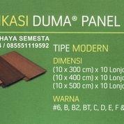 Duma Modern (3 Meter) - Duma Panel WPC (26003907) di Kab. Sidoarjo