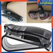 Klip Penjepit Visor Mobil Untuk Kacamata (26005451) di Kota Surakarta