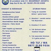 Teh Hitam MUJAROBAT New Stock Harga Terjangkau (26010431) di Kota Jakarta Selatan