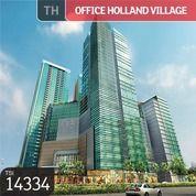Office Holland Village, Jakarta Pusat, 120 M, Lt 28, PPJB (26010563) di Kota Jakarta Pusat
