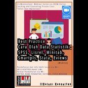 WEBINAR BEST PRACTICE CARA OLAH DATA STATISTIK : SMARTPLS, SPSS, MINITAB, DSB. (26013927) di Kab. Gresik