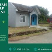 RUMAH SIAP HUNI DI KLAPA NUNGGAL (26015271) di Kab. Bogor