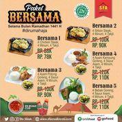 SFA STEAK & RESTO - PROMO PAKET BERSAMA (26018727) di Kota Surakarta