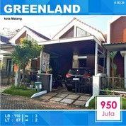 Rumah 2 Lantai Luas 87 Di Greenland Tidar Kota Malang _ 252.20 (26019299) di Kota Malang