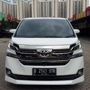 Toyota Vellfire G 2015 Termurah (26021679) di Kota Jakarta Utara