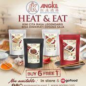 Angke Restaurant Heat & Eat (26025547) di Kota Jakarta Utara