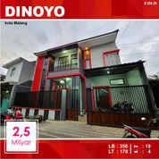 Rumah Kost 19 Kamar Luas 178 Di Mertojoyo Dinoyo Kota Malang _ 254.20 (26028219) di Kota Malang