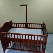 Ranjang Bayi Baby Crib Box Bayi Baby Belle Whiney Bekas (26030719) di Kota Jakarta Selatan