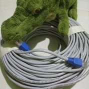 Kabel Lan 50m Siap Pakai Utp Cat 5e (26031091) di Kota Jakarta Timur