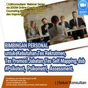 Layanan Tes Rekrutmen&Psikologi&Psikometri&Promosi& Asesmen Kompetensi (26033119) di Kab. Gresik