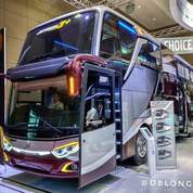 VOLVO BUS B11R 430HP 6x2, I-SHIFT 12 SPEED (26034011) di Kota Medan