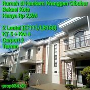 Rumah Hankam Kranggan Cibubur (26035407) di Kota Jakarta Selatan