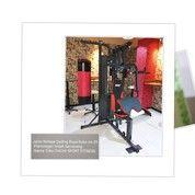 Home Gym 3 Sisi Multifungsi + Samsak ( ISF 2620 ) (26040903) di Kota Semarang