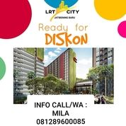 Gateway Park Of Lrt City Unit 2BR Cukup Dengan Modal 5% Unit Ready Kawasan Mall (26042735) di Kota Bekasi