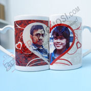 Mug Couple Romantis Bisa Cetak Foto Anda (26053347) di Kota Tangerang
