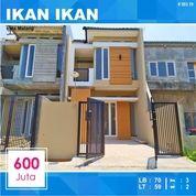 Rumah Baru 2 Lantai Luas 59 Daerah Ikan Tombro Suhat Kota Malang _ 503.19 (26054099) di Kota Malang