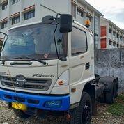 Mobil Seperti Baru Hino Asli Tracktor Head FM320TI Thn.2014 (26055315) di Kota Jakarta Barat
