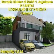 Rumah Cluster Kahfi Jagakarsa (26056095) di Kota Jakarta Selatan