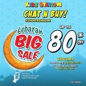 Kidz Station Lebaran Big Sale Up To 80% (26057783) di Kota Jakarta Selatan