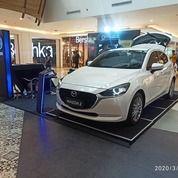 New Mazda 2 R AT Putih 2020 Mobil Hatchback Masa Kini (26063263) di Kota Bandung