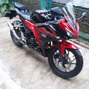 MOTOR CBR 150R Facelif 2018 Km Baru 1000 Like New (26064119) di Kab. Ciamis