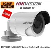 Paket 8 Camera Hikvision Full HD 1080p 2 Megapixel Di Jamin Gambar Ya Bagus (26066107) di Kota Jakarta Pusat