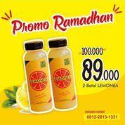 LEMONEA PROMO RAMADHAN 2 botol lemonea HANYA RP 89.000 (26068687) di Kota Jakarta Selatan