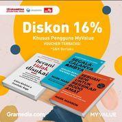 MyValue x Gramedia Promo Voucher Diskon 16% (26069251) di Kota Jakarta Selatan