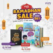 Yaumi Kids Ramadhan Sale up to 36% (26069543) di Kota Jakarta Selatan