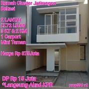 Rumah 2 Lantai Jatiranggon Bekasi (26069767) di Kota Jakarta Selatan