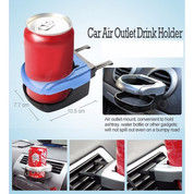 Car Air Vent Drink Holder Pegangan Tempat Minum Kaleng Botol Ac Mobil (26079299) di Kota Surakarta
