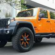 Jeep Wrangler Renegade 2013 3.6 Pentastar Oren Perfect (26083695) di Kota Jakarta Selatan