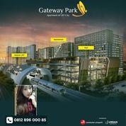 Gateway Park Of Lrt City Kawasan Mall Terkoneksi LRT (26089815) di Kota Bekasi