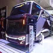 VOLVO BUS B11R 430HP 6x2, I-SHIFT 12 SPEED,. JAKARTA UTARA (26097435) di Kota Jakarta Utara