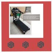 Treadmill Elektrik Series I Montana ( COD Semarang ) 34 (26098799) di Kota Semarang