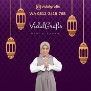 Jasa Pembuatan Ucapan Idul Fitri Animasi Dan Statis (26099371) di Kota Bandung