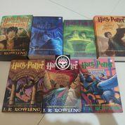Novel Set Harry Potter 1 2 3 4 5 6 7 Original Ori Tamat SC Soft Cover (26100155) di Kab. Probolinggo